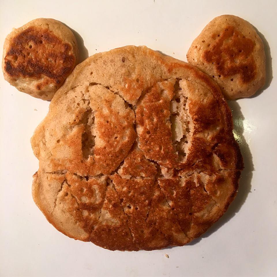 Radiohead pancakes!