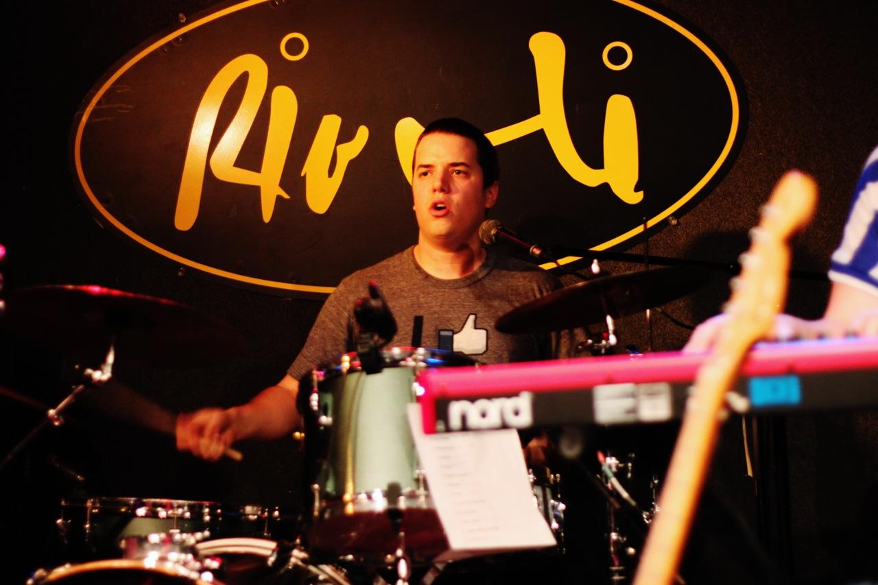 drummer face