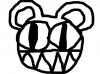 Idioteque scribbly logo